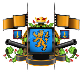 the coat of arms