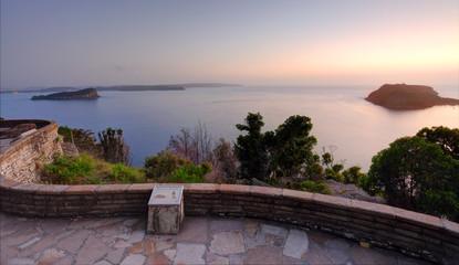 Views over Broken Bay