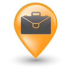 Briefcase web icon