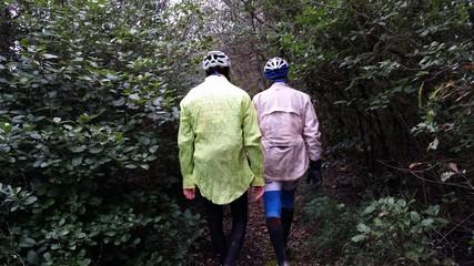 Ciclismo è avventura