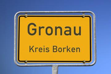 Gronau, Kreis Borken