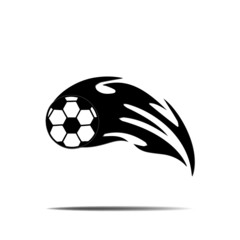 Bouncing SoccerBall Icon