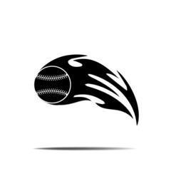 Bouncing BaseBall Icon