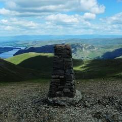 Stone Trig Point