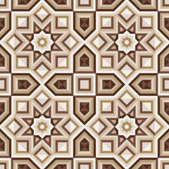 Floor tiles - vector illustration