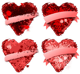 valentine's heart shape