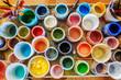 paint jars - 75456512