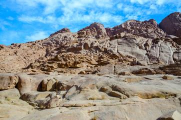 Rocky Sinai Mountains