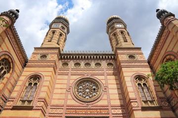 Budapest synagogue - Dohany Street