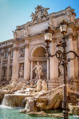 Fontaine de trévi, Rome