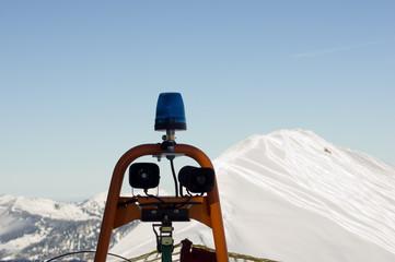 Bergwacht Bergung Hilfe