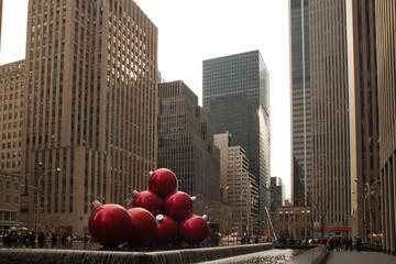 Rockfeler Center: Christmas 2012