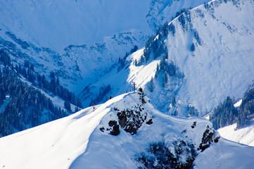 Berg Gipfel Kreuz