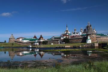 Transfiguration of Jesus Christ Savior Solovetskiy monastery