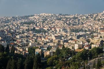 Nazareth view