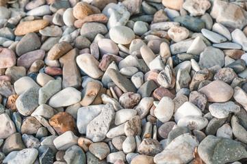 Kieselsteine, Kiesbeet, Gartenbau