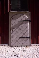 door, old, wooden, traditional, building,