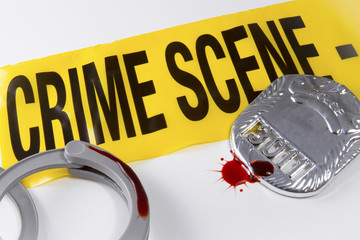 Blood on the Crime Scene