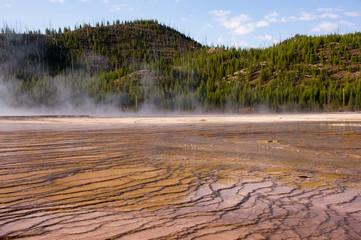 Yellowstone Nationalpark, Utah, USA