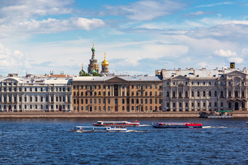 View of the St. Petersburg