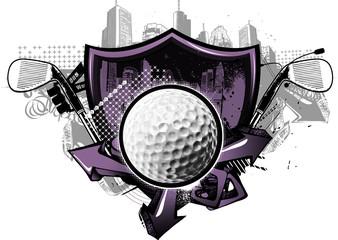 Street Golf Shield