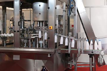 Dairy packaging line