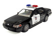 The field officer the car of the USA on a white background. - 75476542