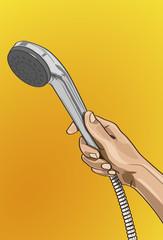 Handle Shower