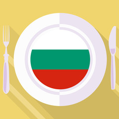 kitchen of Bulgaria