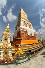 Phra That Phanom chedi , Wat Phra That Phanom , That Phanom Dist