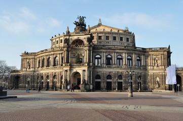 opera house Dresden,Germany