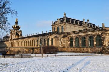 Dresden Zwinger in Germany
