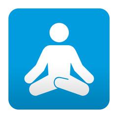 Etiqueta tipo app yoga