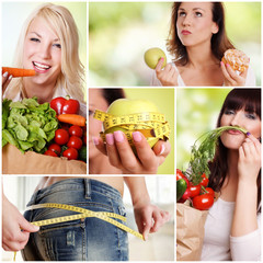 Diät Abnehmen Frau