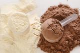 Fototapety Protein powder