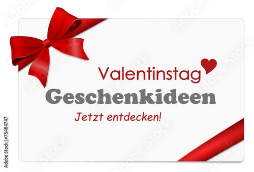 JiSign   Fotolia.com Valentinstag Geschenkideen