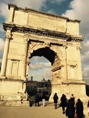 Roma, Arco di Tito