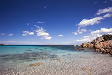 La meravigliosa Sardegna, spiaggia di Capriccioli