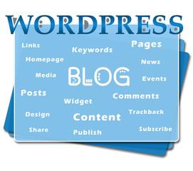 Wordpress Blog Bottom Squares