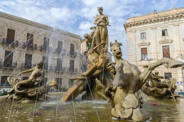 Fountain of Ortigia