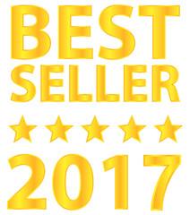 Best Seller Five Star Award 2017