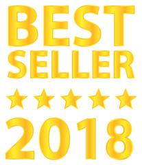 Best Seller Five Star Award 2018