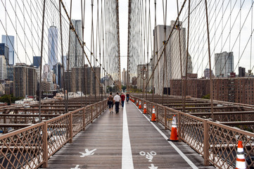 Brooklyn Bridge Bike and Walk