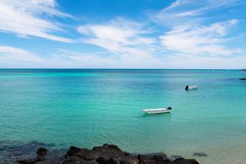 Paradise ocean