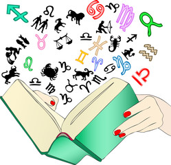 Il libro delle predizioni zodiacali