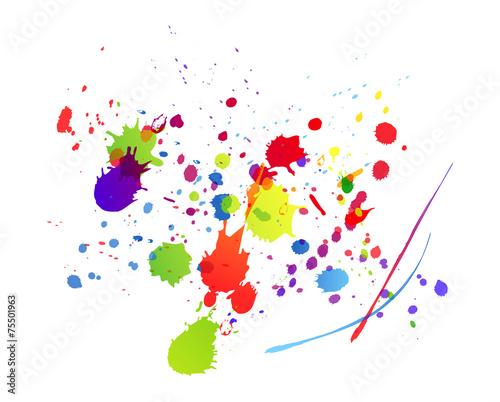 macchie, macchia, colori,schizzi, schizzo