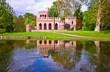 Old biebrich castle, Wiesbaden, Germany - 75502791