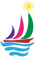 Barco velero 2.