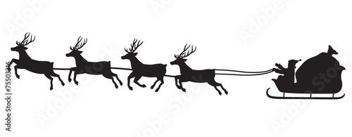 Santa's-Sleigh - 75503316