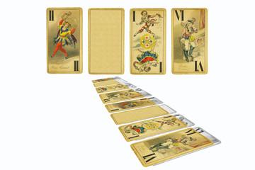 """""""2016""""- Konzept mit Tarock Karten 2"""
